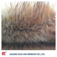 Wholesale Ready Goods, Polyester Faux/ Artificial Fur dress fabric, Fake
