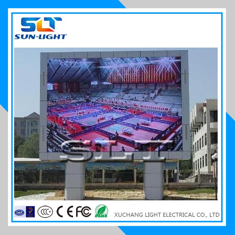 Alibaba India Advertising Led Display Screen P16 Outdoor Full ...