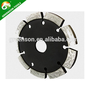 "5"" 125mm diamond tuck pointer saw blade for concrete grooving"