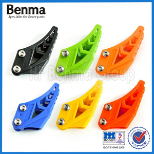 Motorcycle Plastic Chain Guide Guard Sprocket Protector Slider For PH07 08 10