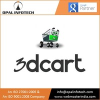 3D Cart Website Design with Online Payment Processing Services