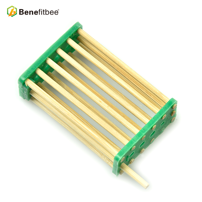 Beekeeping Tools Bamboo Material Queen Bee Rearing Cage For Sale