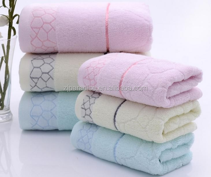 Alibaba China Hot Textiles Products 100% Cotton Towel