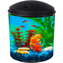 Saler Aquarium Store   Cylindrical Fish Tank Cylindrical Fish Tank Suppliers And