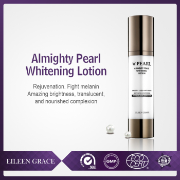 Anti-aging Pearl Whitening Lotion For Personal Care