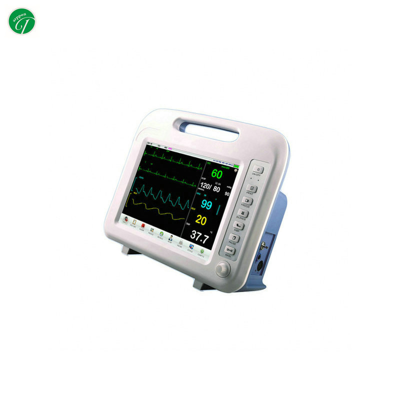 12.1 Inches Touch Screen Lcd Heart Rate Monitor Hospital ...
