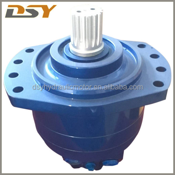 MS02 Motor Hydraulic Radial Oil Pump
