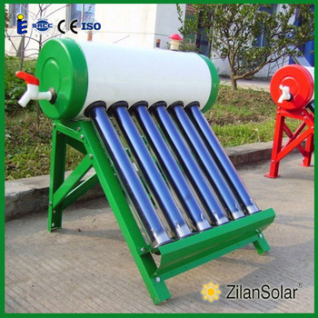25liter Selective Color Portable Solar Water Heater Mini Portable Solar  Heater