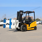 Warehouse Industrial Forklifts Truck DC Motor Power 3.5ton Used Electric Forklift For Sale