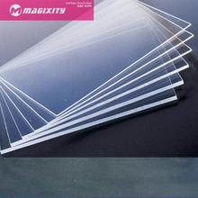 100% new raw material frosted cast acrylic sheet for fabrication