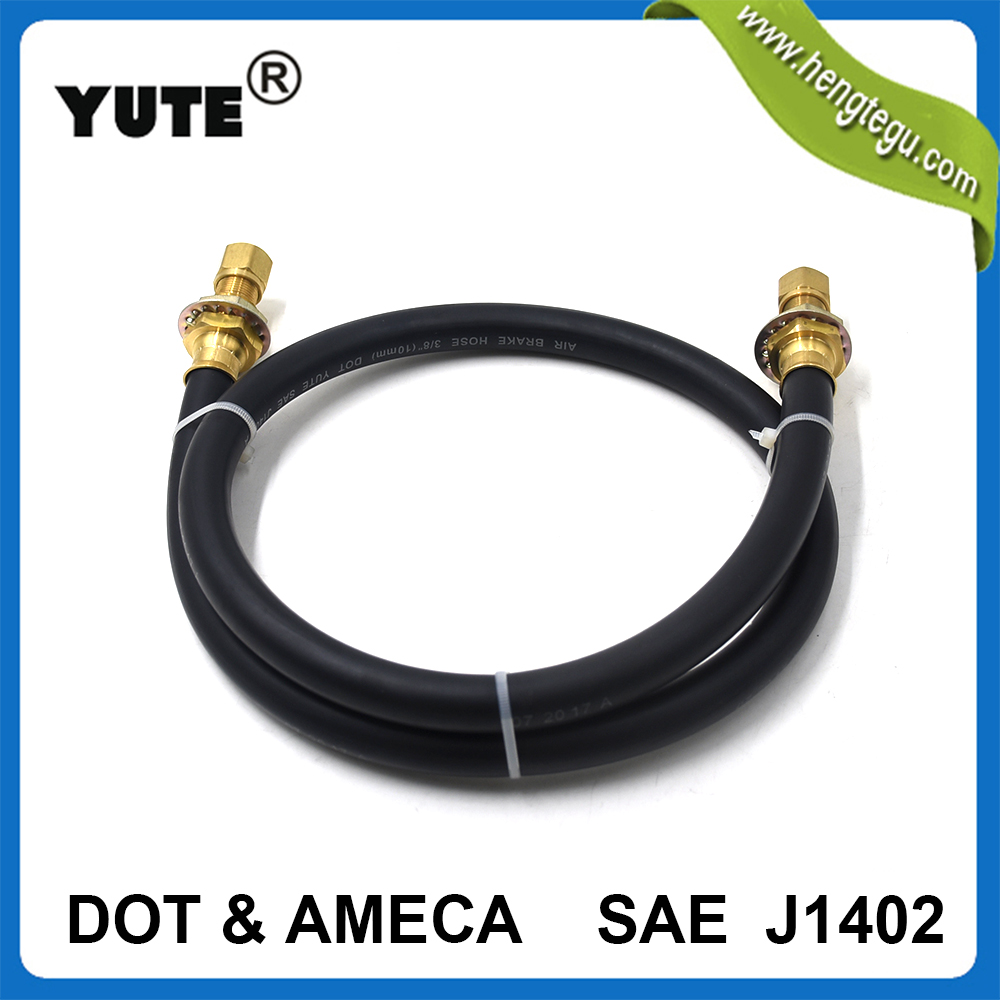 manufacturer supplier 3/8 inch 100 meters length truck air brake hose