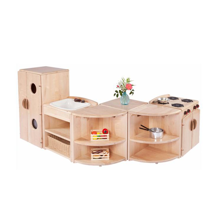 Bán Hot mẹ vườn gỗ đồ chơi trẻ em vai trò chơi bộ đồ chơi nhà bếp