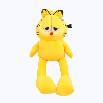 Super Cute Soft Minion Cat Plush Toy Custom Big Giant Garfield Plush