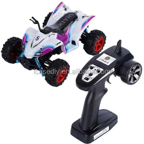 High Speed 1/24 Drive Train 4 Channels Remote Control Road Motorcycle Outdoor Toys