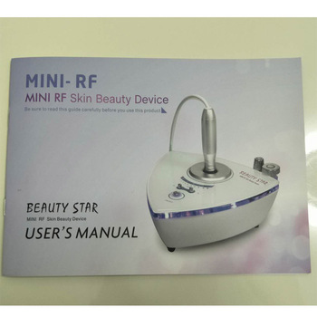 Wholesale Beauty Salon Use best at home radio frequency machine skin tighten