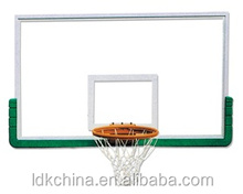 Custom basketball backboard tempered glass basketball backboard