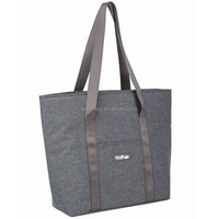Hot cold tote durble cooler thermal bag for food/beer