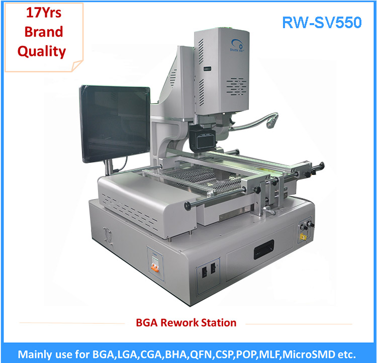 SMT automatic PS4 xbox360 motherboard repair station