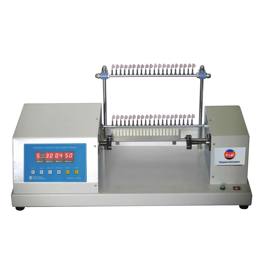 Lab Garen Monster Kaart Winder Machine Y108D