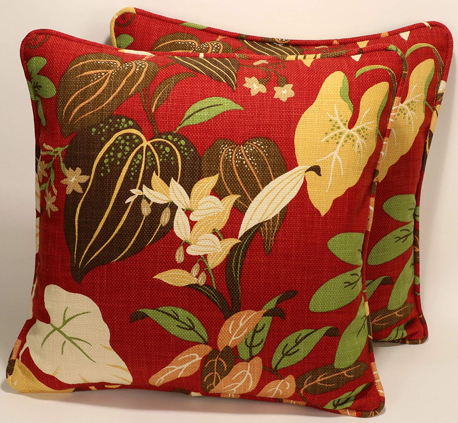 Cheap Red And Brown Throw Pillows Find Red And Brown Throw Pillows