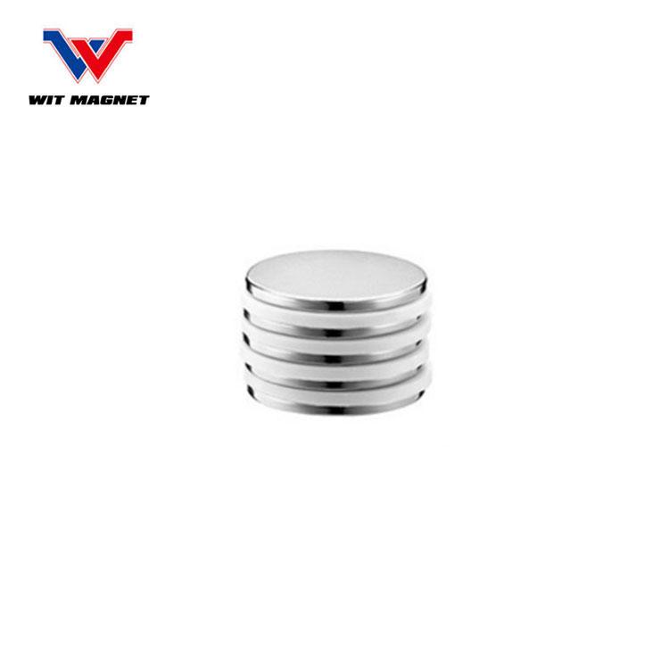 Grade N48 10 mm x 2 mm Disc Neodymium Rare Earth Magnet