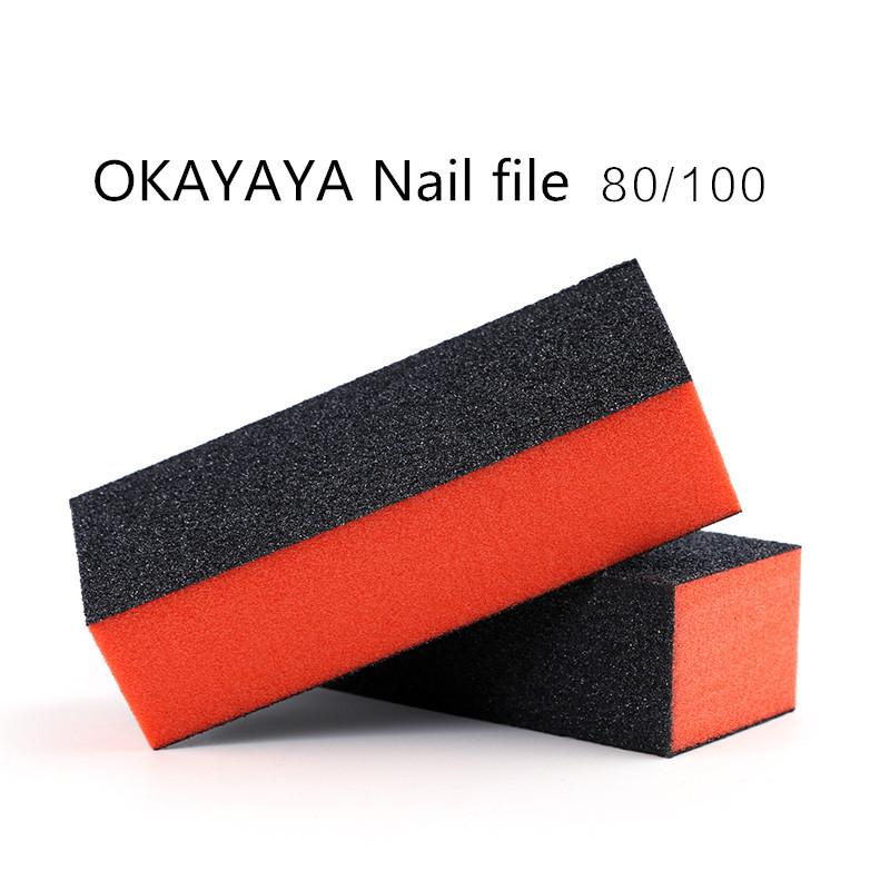Wholesale Price Eva Nail File Nail Buffer Bulk Nail Files - Buy ...