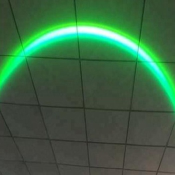 Arc zone safety light,LED Forklift Arch Safety Lights Green Blue Red