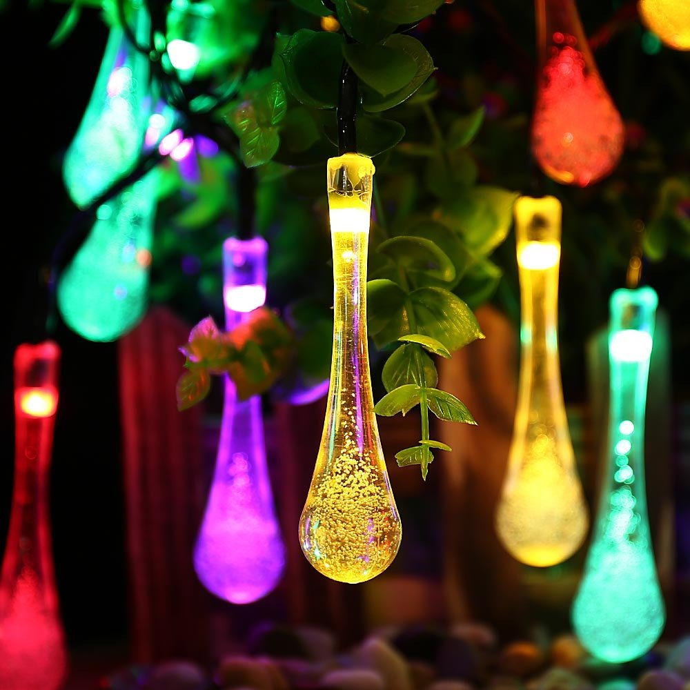 Solar Powered Outdoor String Lights, Solar Powered Outdoor String Lights  Suppliers And Manufacturers At Alibaba.com