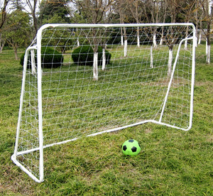 245X155X80CM Wholesale Portable Soccer Products Football Goal Wall