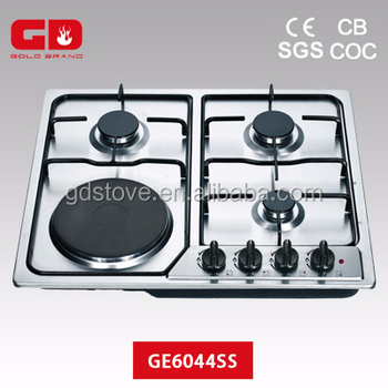 new model 4 burner stainless steel cooktop electric stove price in india