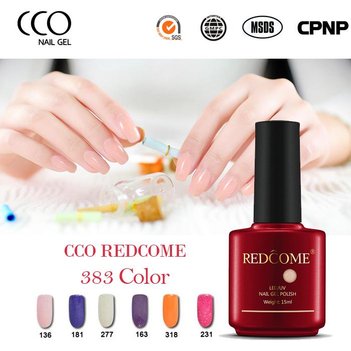 Cco Redcome Japanese Color Design Gel Nail Polish In Bulk