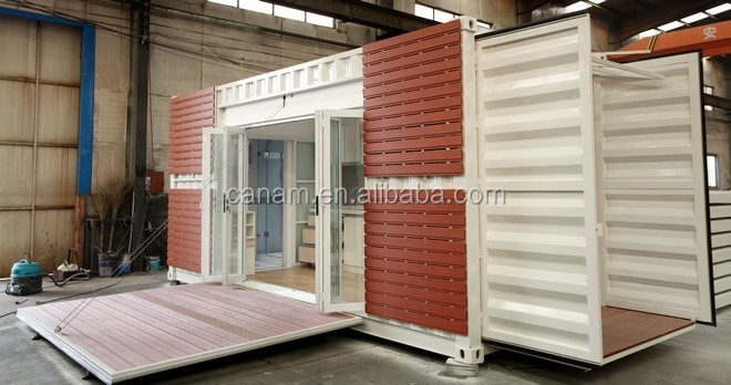 New shipping container house modified shipping container house
