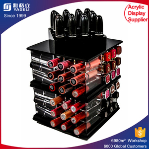 First hand factory acrylic lipstick organizers holder