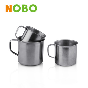 China Manufacturer Wholesale customized stainless mug