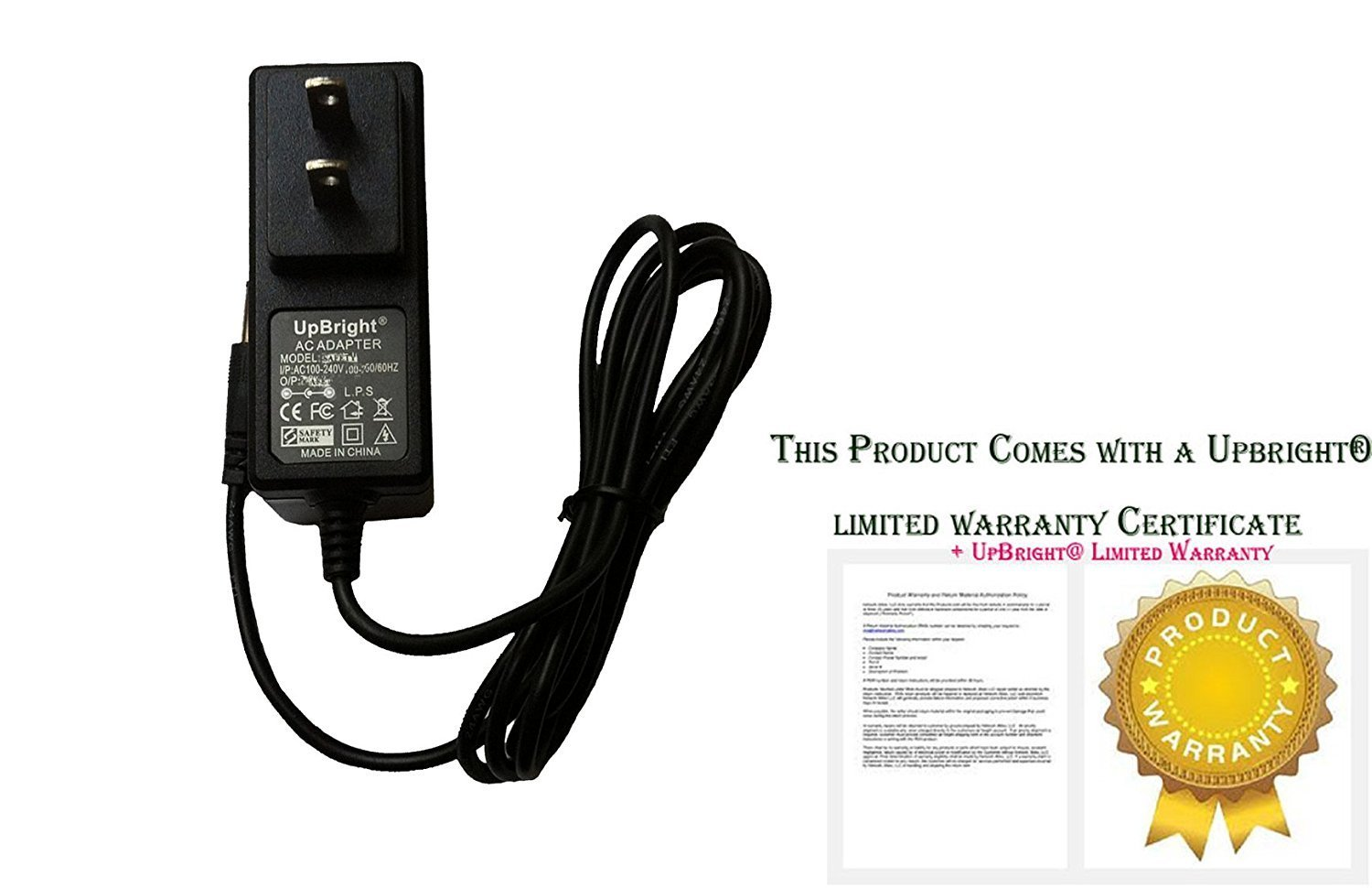 UpBright New AC / DC Adapter For NEC ITL, DT700 Series TEL ILV (XD) Z-Y (BK) ILV (XD) ZY (BK) ILV(XD)Z-Y ILV(XD)ZY ILVXDZ-Y ILVXD ZY ILVXD Z-Y IP Phone VoIP Telephone Power Supply Cord Cable Charger Input: 100 - 240 VAC Worldwide Use Mains PSU