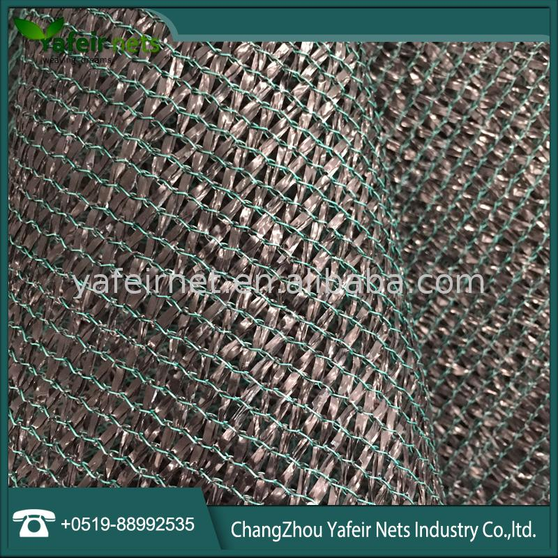 100% NEW HDPE 30g/m sunshade net Customized