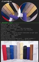 Beige Auto Fabric Vinyl Wrap For Car Interior Decorate 1.35*15m ...