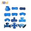 ISO2531/EN545/EN598 DCI pipes and fittings