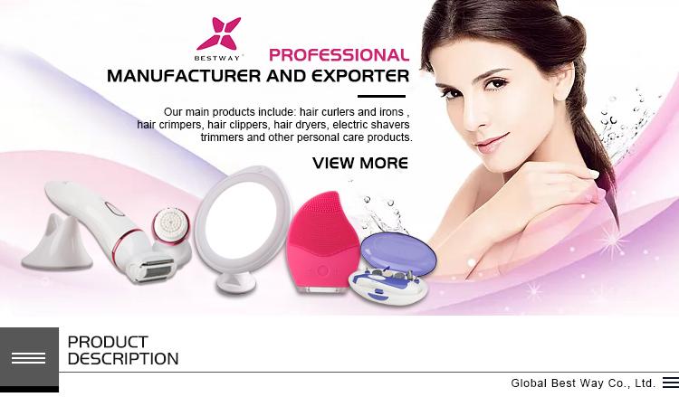 Pin AA 2 trong 1 nhiều chức năng tóc trimmer GWF103