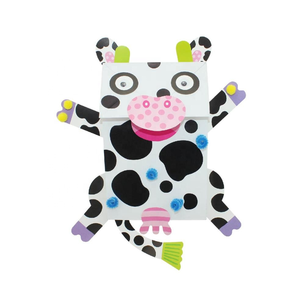 Hand Puppet Craft KIt See Listings