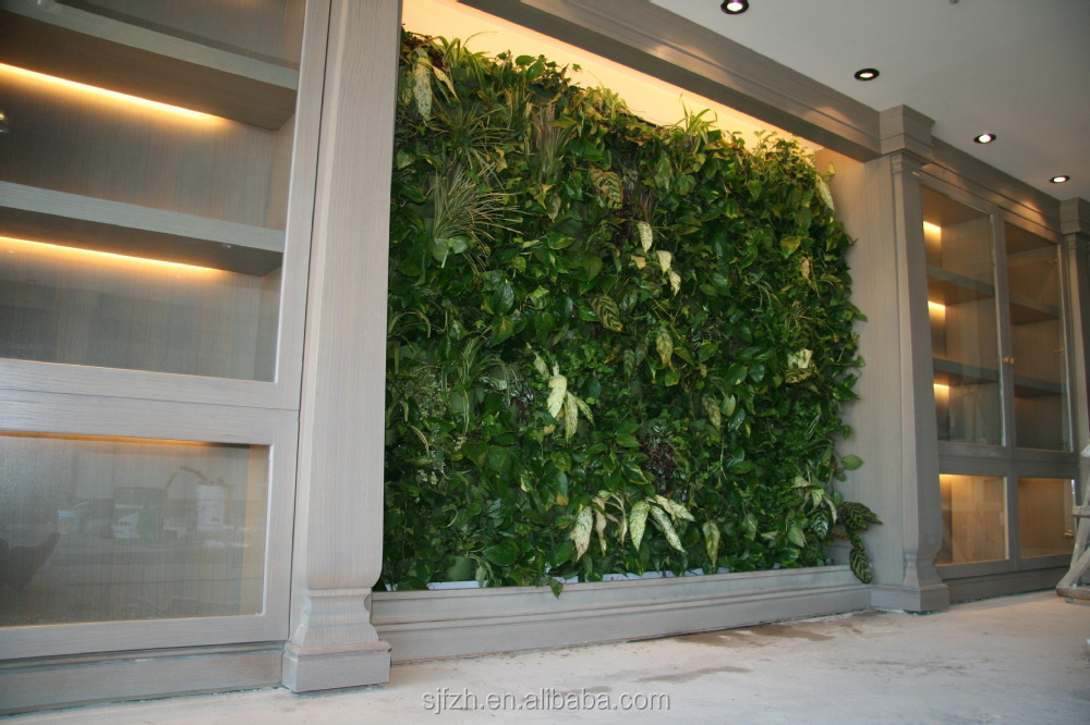 Hot Sell Artificial Moss Grass Wall For Decoration Fake Plant Walls