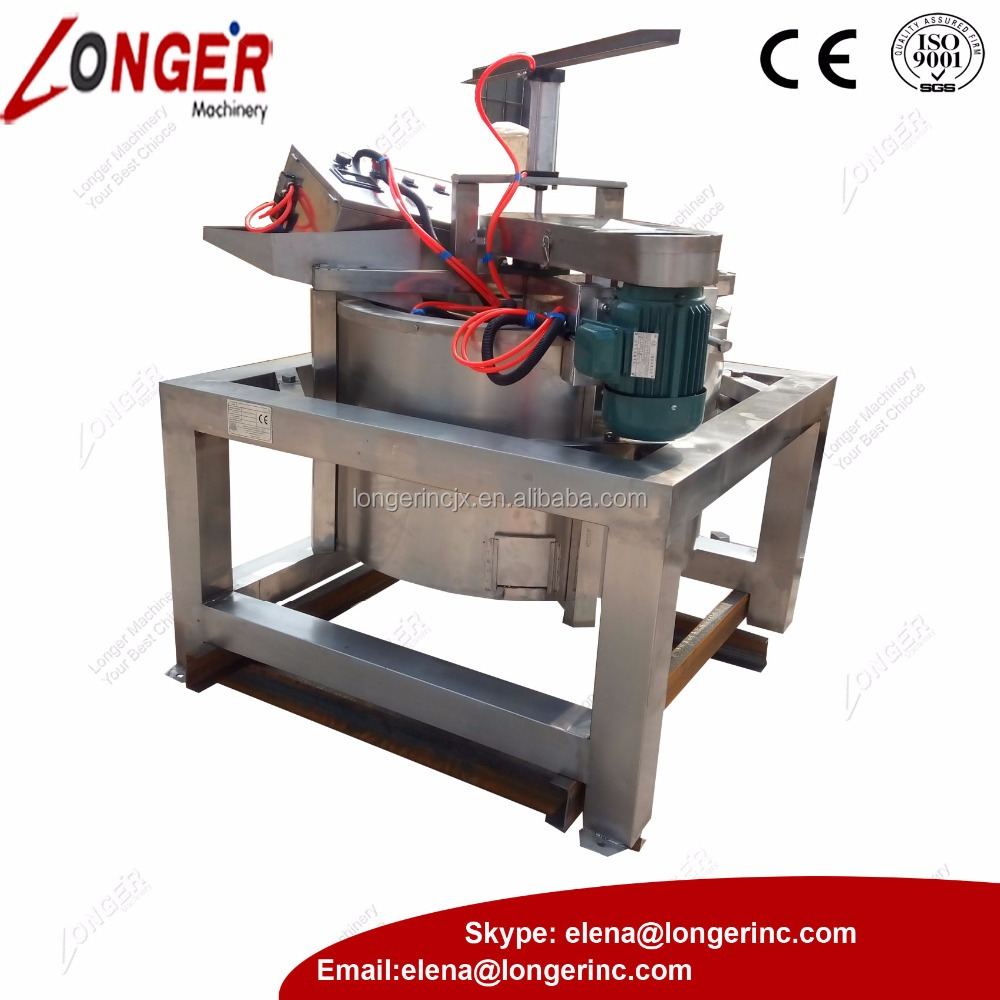 Stainless Steel Factory Cost Small Fried Food Deoiling Machine Price