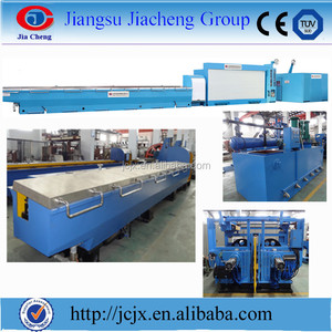 aluminium or AL alloy wire drawing machine