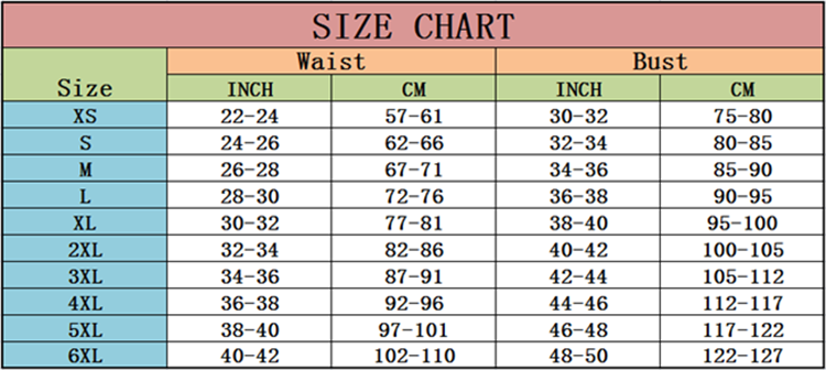 NANBIN Christmas Style 9 Steel Bones  Short Torso Waist Trainer Corset for Women keep fit