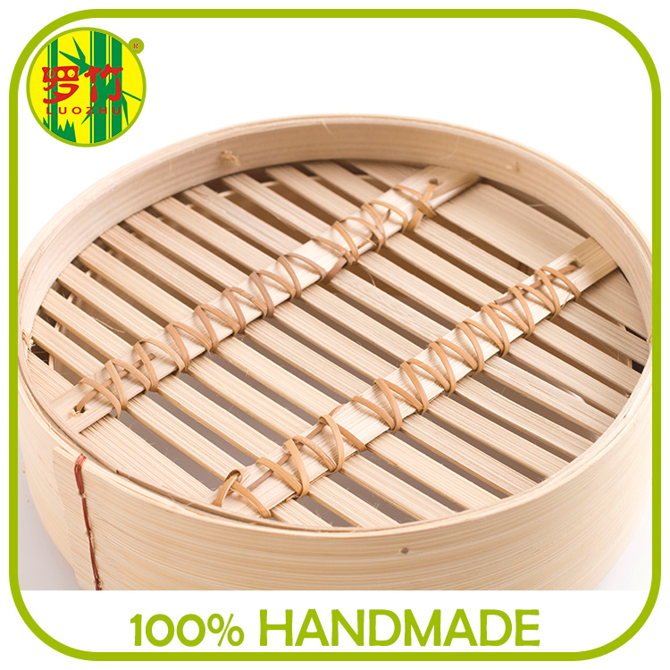 Fast Delivery Stocked Bamboo Food Steamers Set