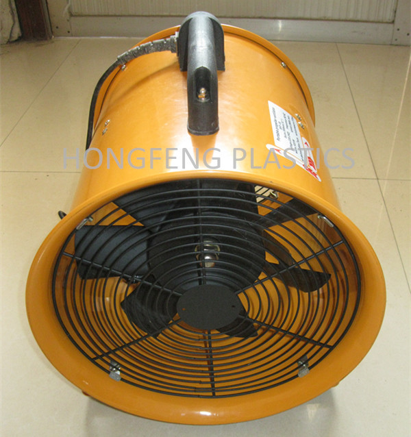 Portable Exhaust Blower : Exhaust blower ventilation fan explosion proof