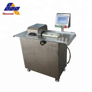 Stainless steel sausage processing machine,sausage clipping machine,sausage tying machine