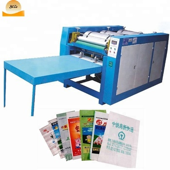 Yzys-3 Woven Fabric Bag Printing Machine,Pp Woven Bag Printing  Machine,Laser Printer For Plastic Bag - Buy Woven Fabric Bag Printing  Machine,Pp Woven