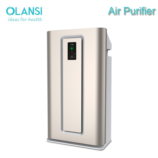 Guangzhou Manufacturer Kitchen Ozone Air Cleaner Carbon Filter Air Purifier