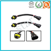 Car Headlights Conversion Plug Auto Wiring Harness Connector